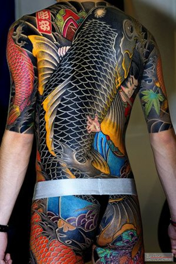 Full body tattoo designs for men and women55