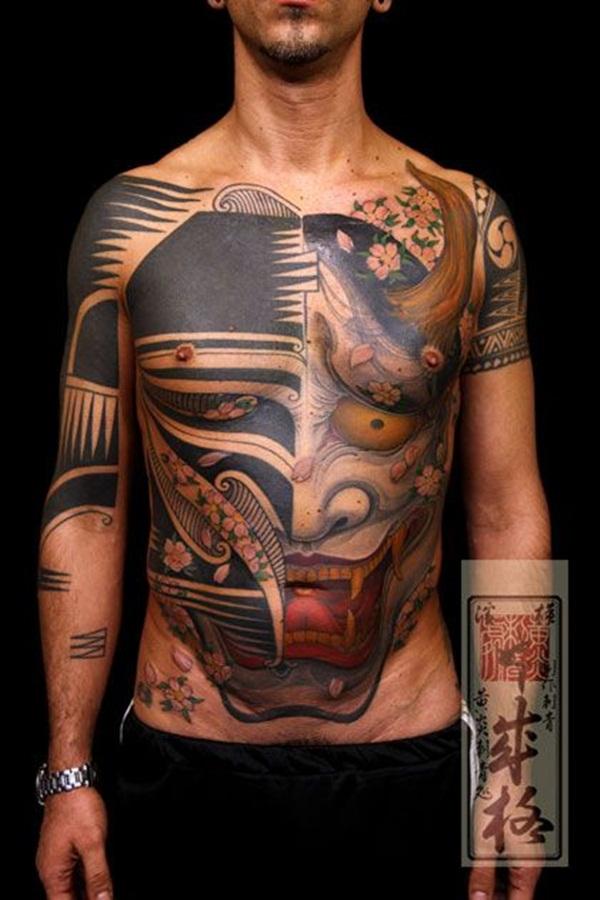 Full body tattoo designs for men and women58