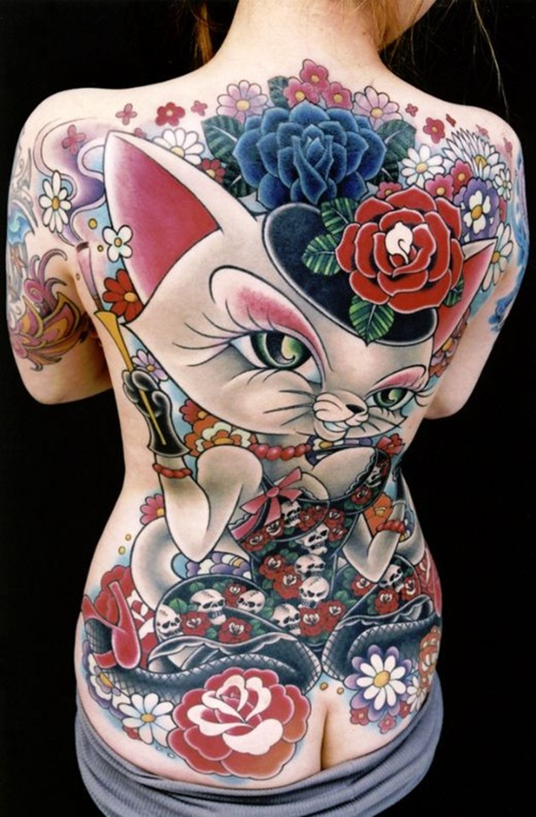 Full body tattoo designs for men and women62
