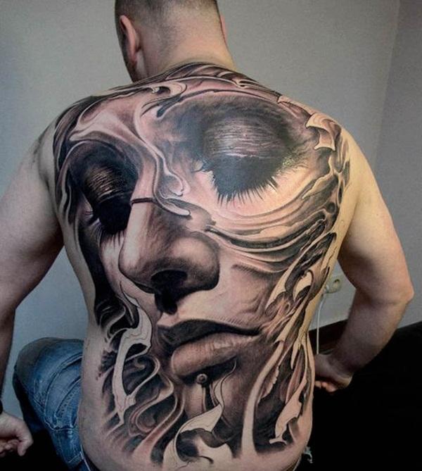 Full body tattoo designs for men and women69