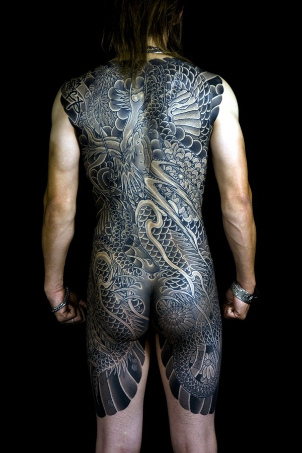 Full body tattoo designs for men and women70