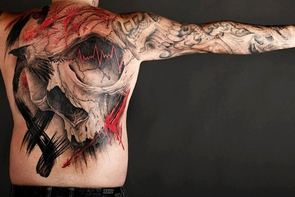 Full body tattoo designs for men and women72