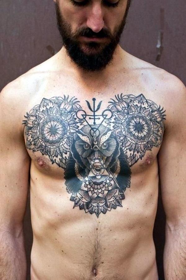 Geometric tattoo designs and ideas16