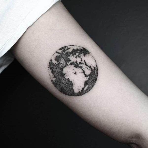 Geometric tattoo designs and ideas24