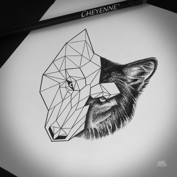 Tattoo Designs Geometric: 101 Latest Geometric Tattoo Designs And Ideas