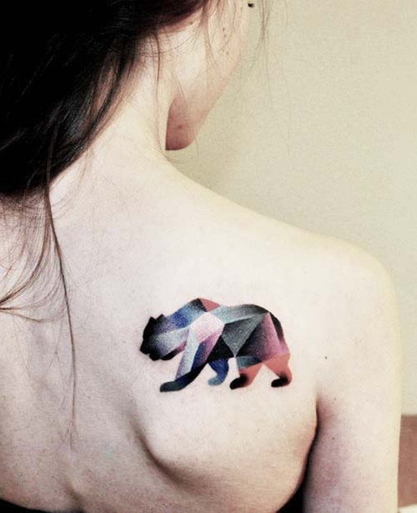 Geometric tattoo designs and ideas36