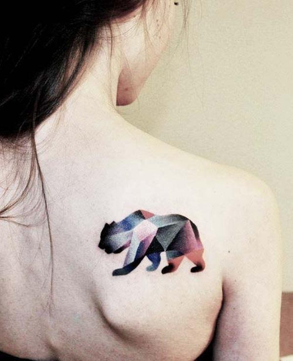 Geometric tattoo designs and ideas36