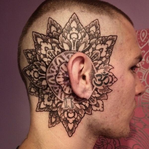 Geometric Tattoo Designs And Ideas46