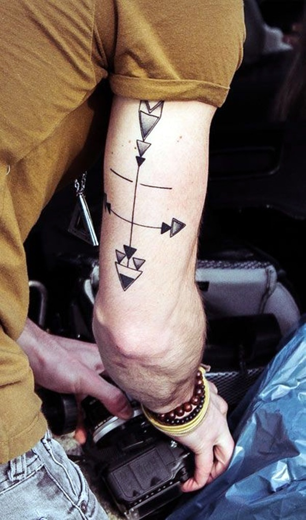 Geometric tattoo designs and ideas5