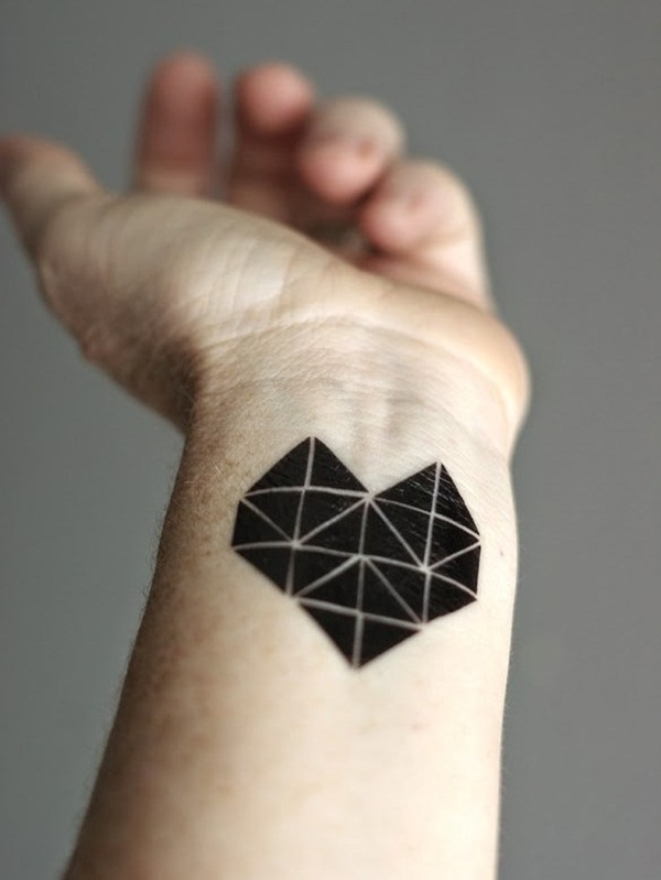Geometric tattoo designs and ideas53