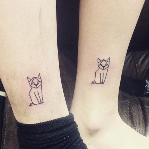 Geometric tattoo designs and ideas72