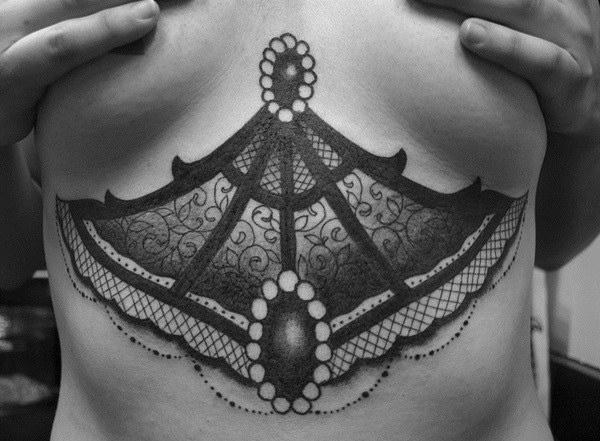 Lace Tattoo designs54