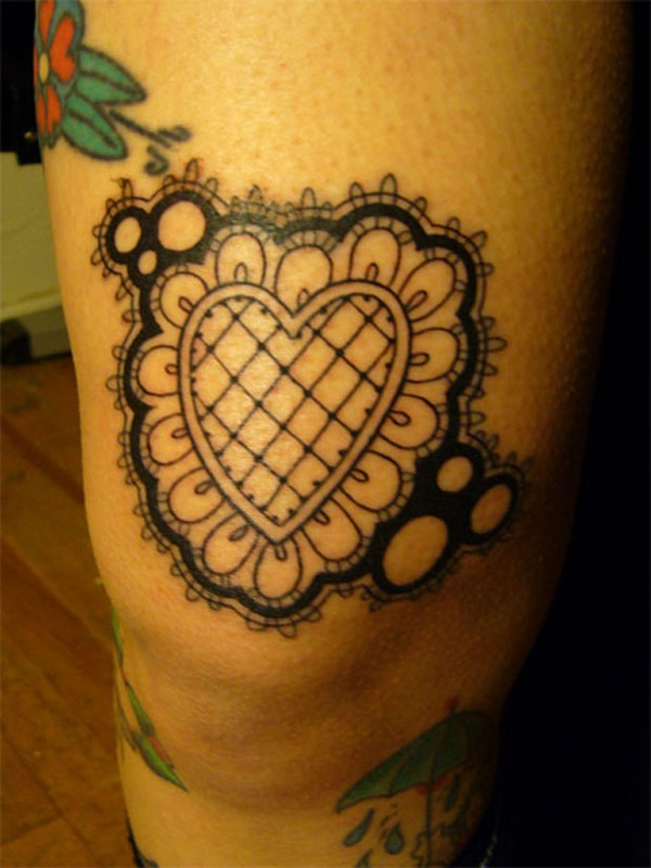 Lace Tattoo designs64