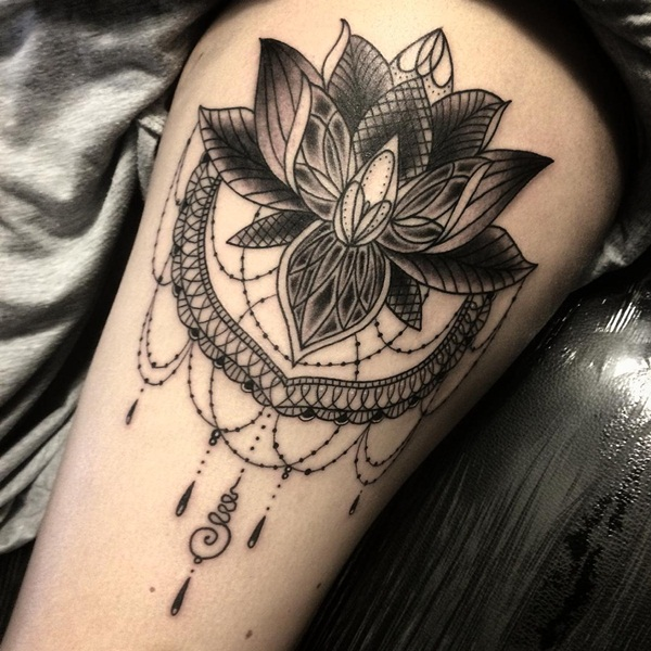 Lace Tattoo designs8