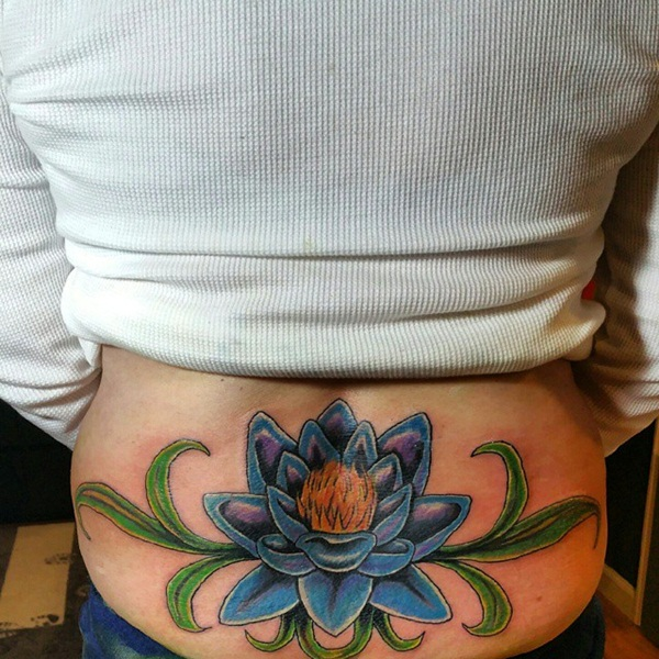 Lower back tattoo designs for women69