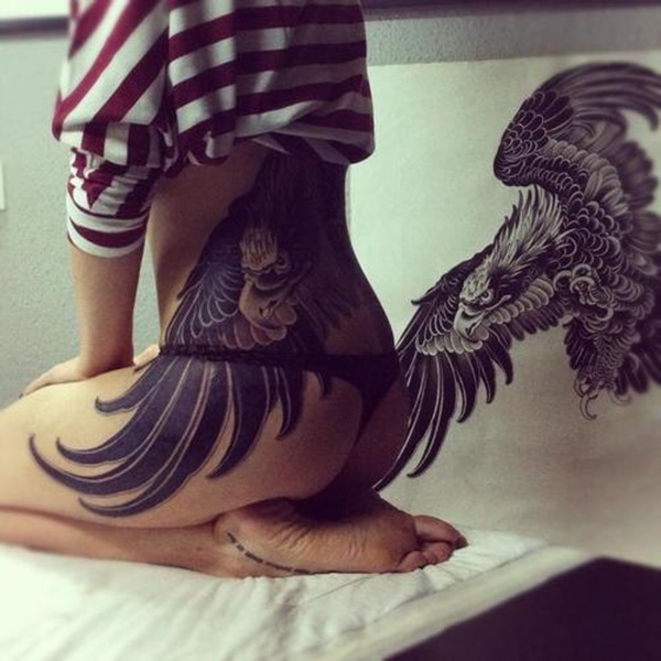 101 Sexy Lower Back Tattoo Design For Women: 2016