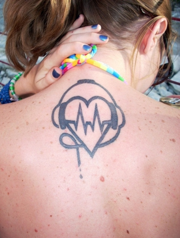 Music tattoo designs 9
