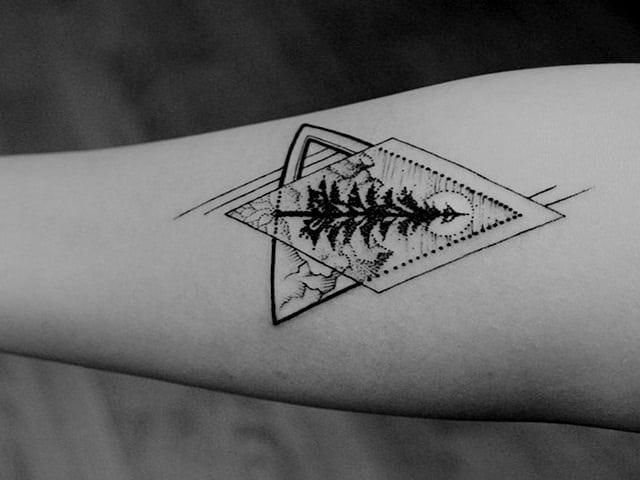 dbe6814e394cb 101 Inspiring Nature Inspired Tattoo Designs for Nature Lover