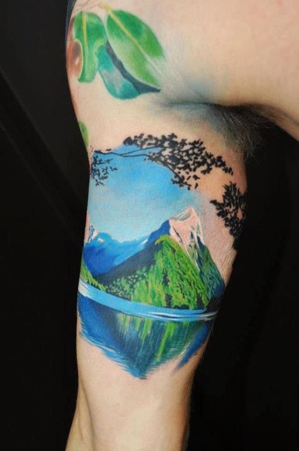 Nature Inspired tattoo designs25