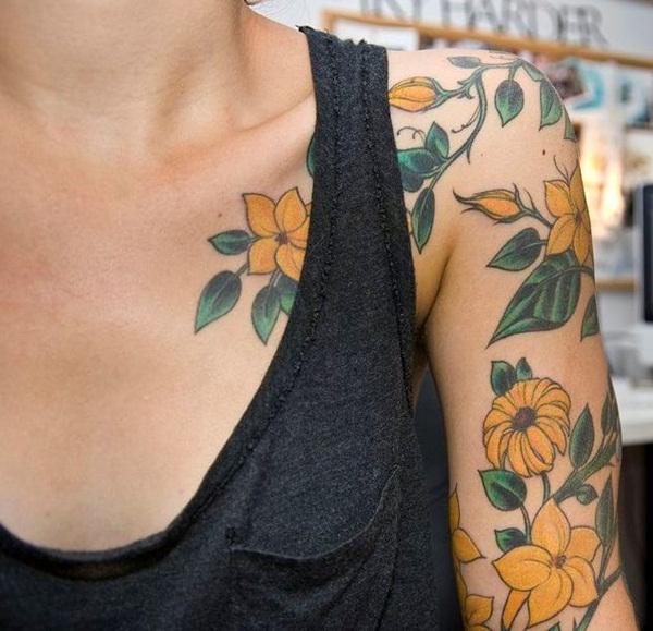 Nature Inspired tattoo designs3