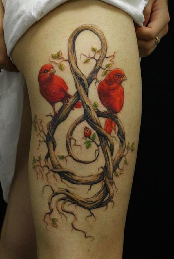 Nature Inspired tattoo designs30