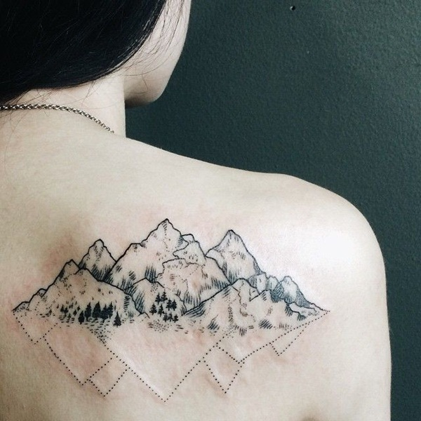 Nature Inspired tattoo designs33