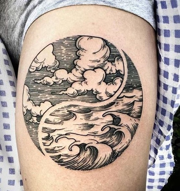 Nature Inspired tattoo designs39