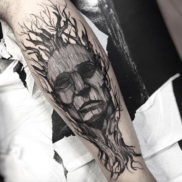 Nature Inspired tattoo designs49