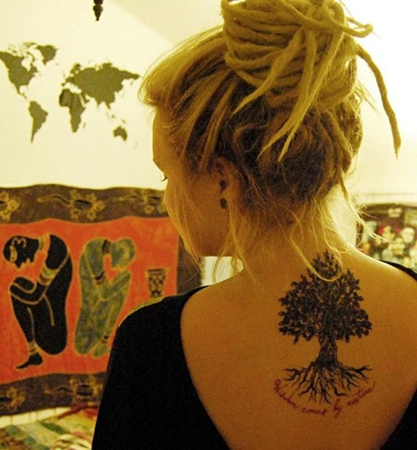 Nature Inspired tattoo designs50