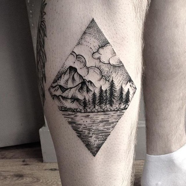 Nature Inspired tattoo designs53