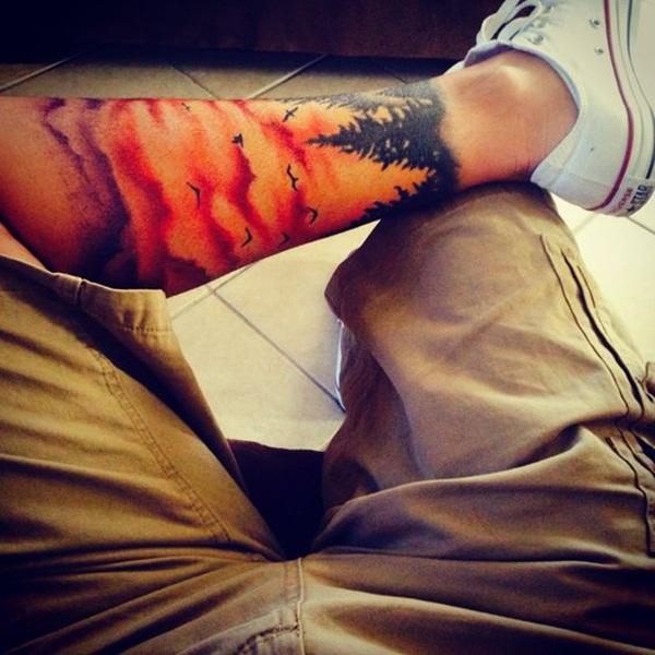 Nature Inspired tattoo designs56