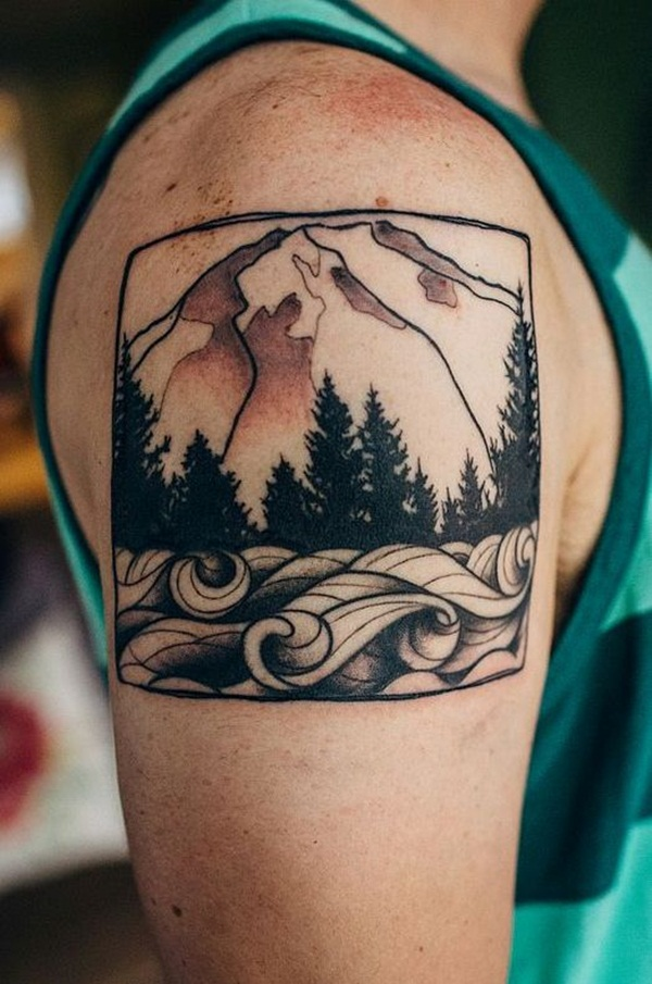 Woman S Arm In Nature
