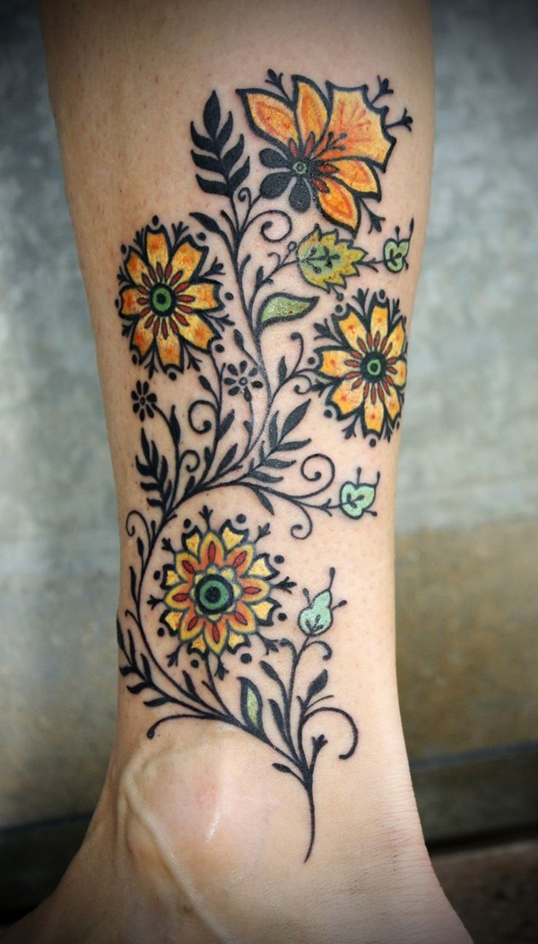 Nature Inspired tattoo designs63