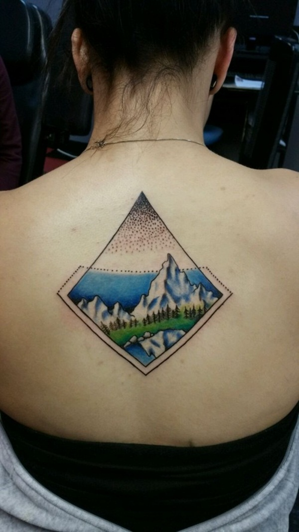 Nature Inspired tattoo designs66