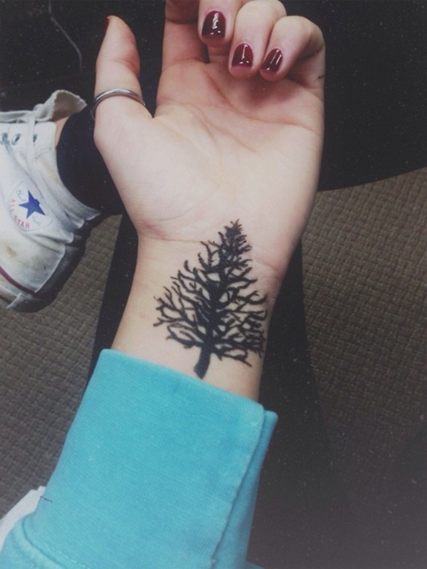 34c76aa04 101 Inspiring Nature Inspired Tattoo Designs for Nature Lover