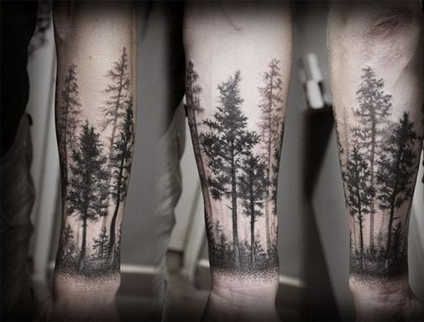 Nature Inspired tattoo designs8