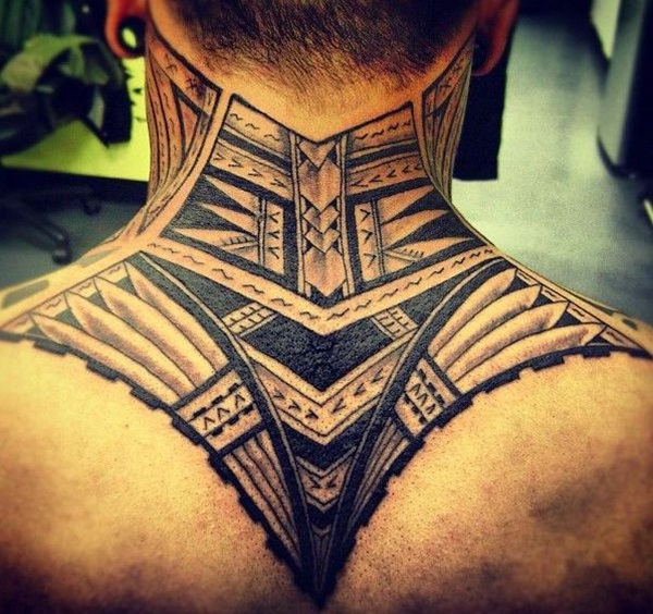 Neck Tattoo Images Designs: 101 Inescapable Neck Tattoo Designs And Ideas