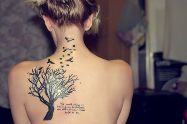 Neck Tattoo Designs and ideas73