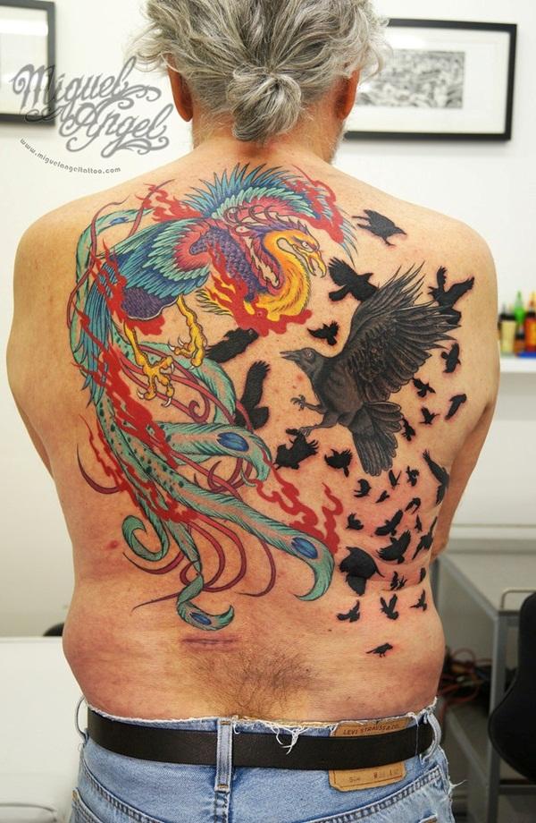 Phoenix tattoo designs22