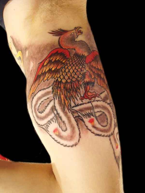 Phoenix tattoo designs24
