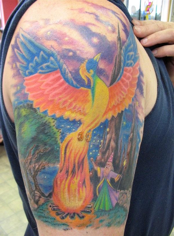 Phoenix tattoo designs28