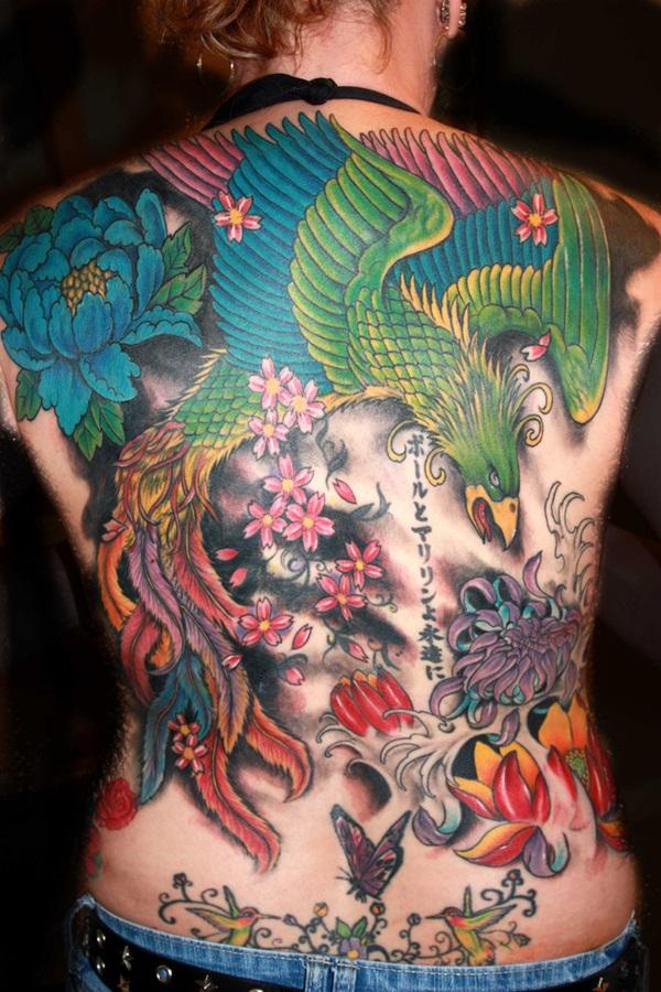 Phoenix tattoo designs30