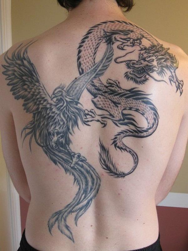 Phoenix tattoo designs34