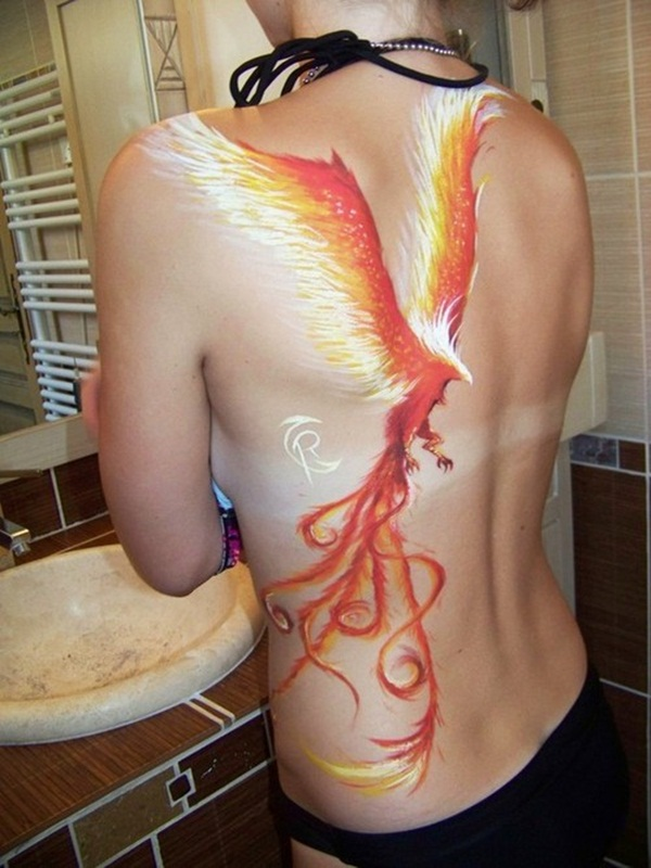 Phoenix tattoo designs45