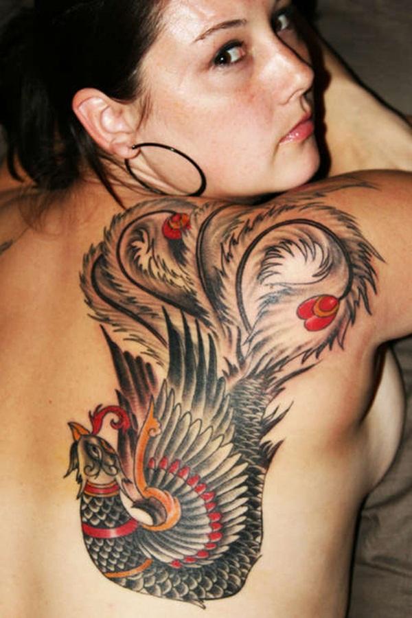 Phoenix tattoo designs52