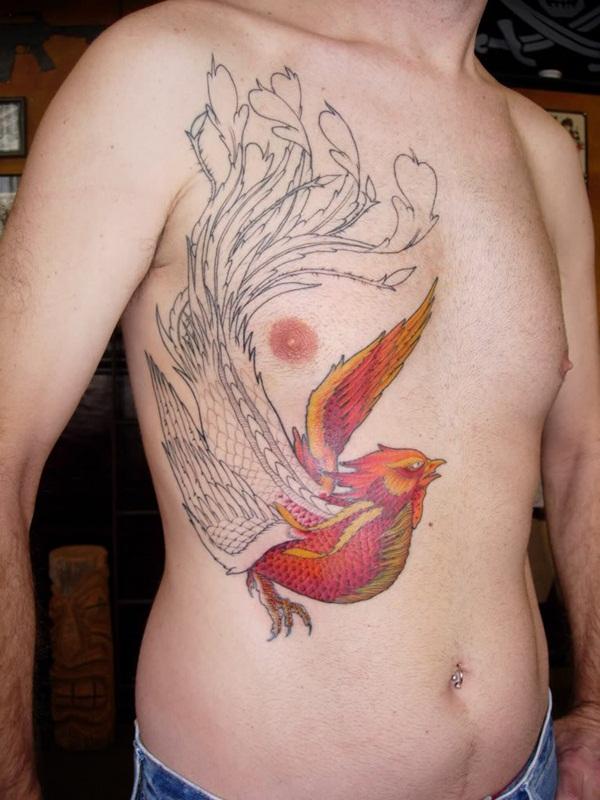 Phoenix tattoo designs53
