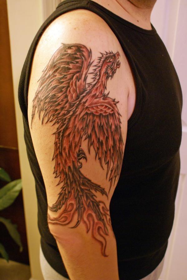 Phoenix tattoo designs6