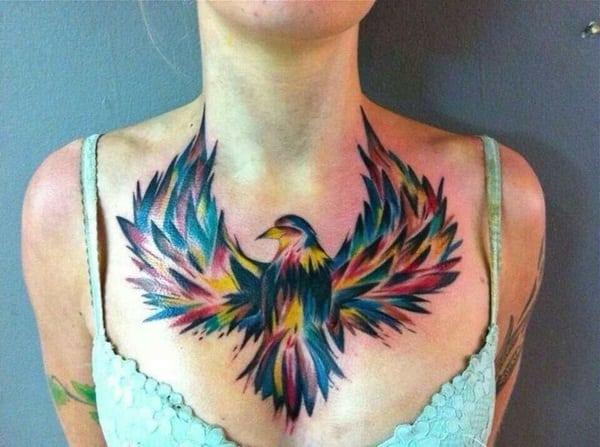 Phoenix tattoo designs71