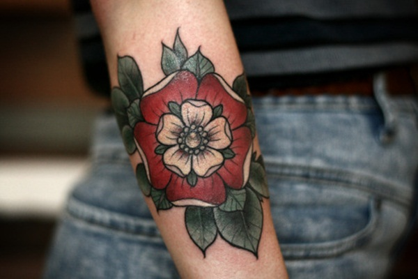 155 Amazing Must Have Rose Tattoos With Meanings