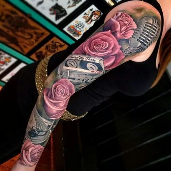 ROSE TATTOO DESIGNS4